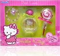 Hello Kitty - 3 delig - Geschenkset