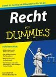 Recht Fur Dummies