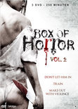 Box Of Horror - Volume 1