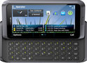 Nokia E7 - Dark grey