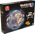 Wasgij Mystery 9 - De grote treinroof!