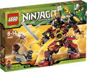 LEGO Ninjago Samurai Mech - 9448