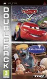 Cars + Ratatouille Doublepack