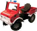 Rolly toys Brandweerwagen trapauto