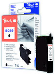 Peach E089 - Inktcartridge Zwart