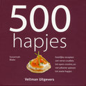 500 hapjes