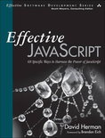 Effective JavaScript
