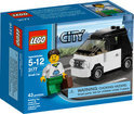 LEGO City Stadsauto - 3177