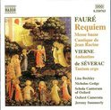 Faure: Requiem, etc / Summerly, Beckley, Gedge, et al