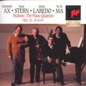Brahms: The Piano Quartets / Ax, Stern, Laredo, Ma