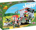Cobi Small Army Jeep Willys Mountain Base