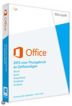 Microsoft Microsoft Office Home and Business 2013 - Engels/ Licentie/ Download