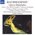 Rachmaninov: Aleko / The Miser
