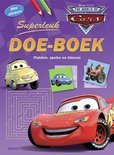 Disney the world of cars superleuk doe-boek