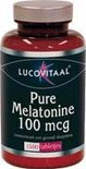 Lucovitaal Melatonine 100 mcg - 500 Tabletten