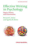 Effective Writing in Psychology