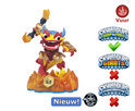 Skylanders Swap Force Fire Kraken - Swap Force Wii + PS3 + Xbox360 + 3DS + Wii U + PS4