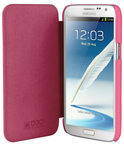 Tech21 D3O Impact Snap Case met Cover Roze Galaxy Note 2
