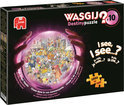 Wasgij Destiny 10 Chaos in de winkelstraat - Puzzel - 1000 stukjes
