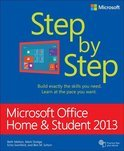 Microsoft Office Home and Student 2013 Step by Step (ebook)