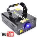Beamz LS-FC12 Laser Rood Groen Blauw Gobo
