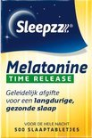 Sleepzz Melatonine Time Release - Slaapproduct