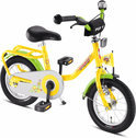 PUKY Fiets Z Geel - 12 inch