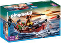 Playmobil Piratenroeiboot met Hamerhaai - 5137