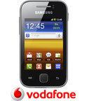 Samsung Galaxy Y (S5360) - Grijs - Vodafone prepaid telefoon
