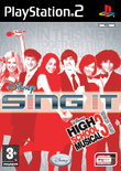 Disney Sing It High School Musical