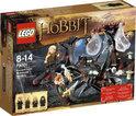 LEGO Lord of the Rings en Hobbit  - Ontsnapt aan de spinnen van Demsterwold - 79001