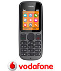 Nokia 100 - Zwart - Vodafone prepaid telefoon