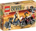 LEGO Pharaoh's Quest Gouden Staf Wachtposten - 7306