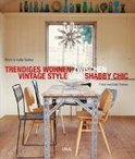 Trendiges Wohnen zwischen Vintage Style und Shabby Chic