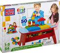 Mega Bloks First Builders Grote Houten Speeltafel