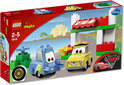 LEGO Duplo Cars 2 Luigi en Guido in Itali - 5818