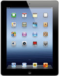 Apple iPad with Retina display Wi-Fi + Cellular - 4th generation - tablet - iOS 6.1 - 128 GB - 9.7