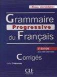 Grammaire progressive du français - Niveau intermédiaire. Corrigés