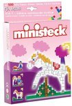 Ministeck Horse Stable 4in1