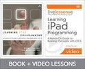 Learning iPad Programming LiveLessons Bundle
