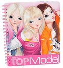 Create your Top Model Kleurboek