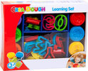 Crea Dough Leer Set (46 delig)