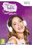Violetta, Rhythm & Music  Wii