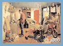 Puzzelman Puzzel - Marius van Dokkum: Mannenhuishouden