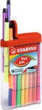 Stabilo Pen 68 Mini Fresh Pack 18 Stuks