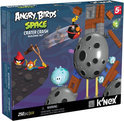 K'Nex Angry Birds Space Crater Crash Bouwset