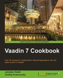 Vaadin 7 Cookbook (ebook)