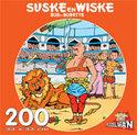Puzzelman Puzzel - Suske En Wiske: Het Geheim Der Gladiatoren - Legpuzzel - 200 Stukjes
