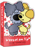 Woezel en Pip - In De Tovertuin (Boek+Dvd+Cd)