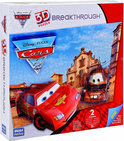Mega puzzles 3d puzzel breaktrough - cars level 2